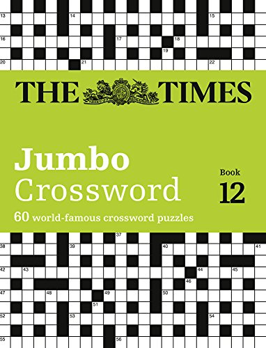The Times 2 Jumbo Crossword Book 12