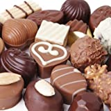 "'20x Servilletas PAPSTAR Diseño Edition ""Love Chocolate/Bombones 33x 33cm/3capas"