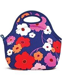 Lifetime Brands GOURMET GETAWAY LUNCH TOTE - bolsos de mujer (Azul, Naranja, Rosa, Rojo, Color blanco, Rosa, 31,75 cm, 29,97 cm)