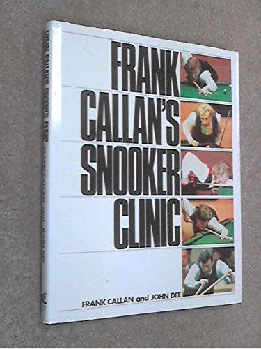 Frank Callan's Snooker Clinic por Frank Callan