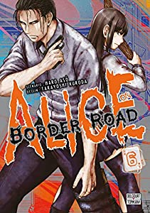 Alice on Border Road Edition simple Tome 6