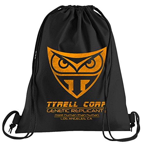 T-Shirt People Tyrell Corp Sportbeutel - Bedruckter Beutel - Eine schöne Sport-Tasche Beutel mit - Rick Deckard Kostüm
