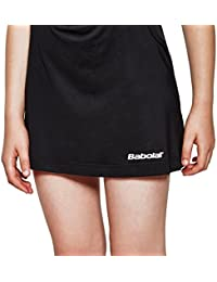 BABOLAT Match Core Skort Chicas, Negro, 12-14 Años