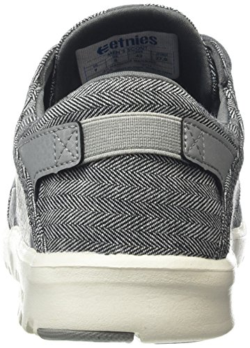 Etnies Scout, Baskets Basses Homme Gris - Grau (GREY/HEATHER / 043)