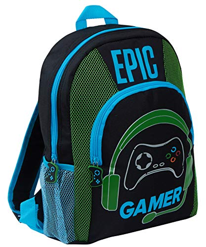 Mochila Epic Gamer para niños