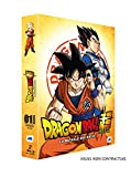 Dragon Ball Super -TOEI Animation - SAGA 1 « LA BATAILLE DES DIEUX » : Episodes 1-18 - Blu-Ray
