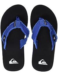 Quiksilver Monkey Abyss, Zapatos de Playa y Piscina para Niños