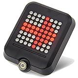 Eroilor Wiederaufladbare Fahrradrücklicht, 64 LED Fahrrad Rücklicht mit Intelligente Sensoren, die Bremsen & Abbiegen für MTB Road Bicycle usw. Automatik Anzeigen können - Wasserdicht