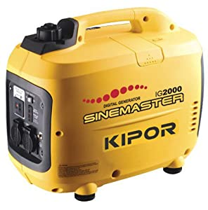 Générateur essence inverter silencieux IG200 - 2 KVA