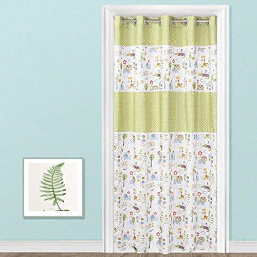 Liuyu · Lebendes Haus Tür Vorhang Tuch abgeschnitten Schlafzimmer Wohnzimmer Erkerfenster lang ( größe : 200*200cm )