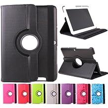 "Funda para Tablet Bq Edison 3 Quad Core 10.1"" con Función Stand y Giratoria 360º"
