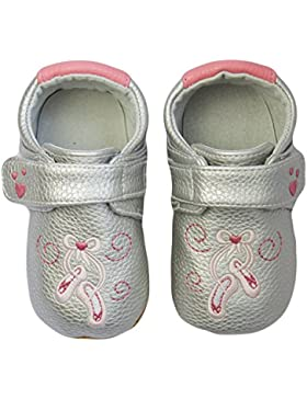 Rose & Chocolat RCM Ballet Slippers Baby Mädchen Lauflernschuhe Sneaker
