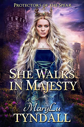 Picture of She Walks in Majesty (Protectors of the Spear Book 3)