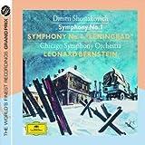 Shostakovich: Symphonies Nos.1 & 7 'Leningrad'
