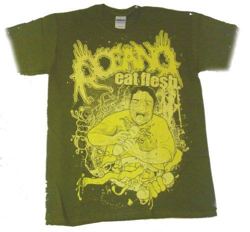 Oceano - Eat Flesh Gruen T-shirt Grün