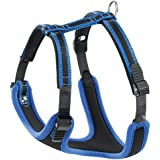 Ferplast Blue Ergocomfort Dog Harness, X Small