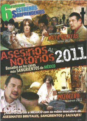 6 Peliculas Asesinos Notorios Al 2011 (Peliculas Asesinos De)