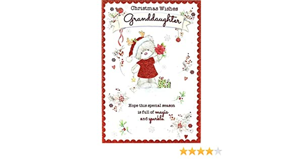 prelude grandson christmas card to a fantastic grandson at christmas card size 20cm x