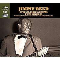 Jimmy Reed - 5 Classic Albums Plus Singles (4 CD)