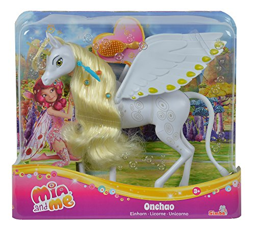 Simba 109480093 – Mia and Me neue Version Einhorn Onchao