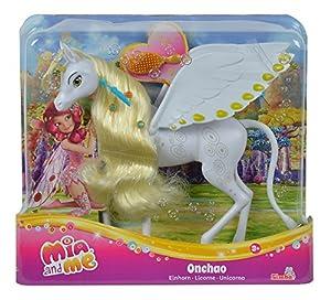 Simba 109480093-Mia and Me Nueva versión Unicornio Onchao