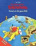 Der kleine Drache Kokosnuss - Einmal um die ganze Welt: Kinderatlas mit großer Weltkarte (Vorlesebücher, Band 4)