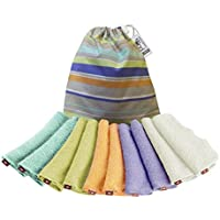 Close Pop-In Pastels Reusable Baby Wipes Pack (Multicoloured) - ukpricecomparsion.eu