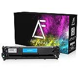Alphafax Toner kompatibel zu HP CF211A Laserjet Pro 200 Color M251 M276 N NW Series - Cyan 1.800 Seiten