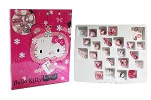 hello kitty calendrier de l 39 avent jeux et jouets. Black Bedroom Furniture Sets. Home Design Ideas