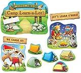 Bulletin Board Camp Learn A Lot