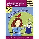 Bravo, Kazam!: Brand New Readers by Amy Ehrlich (2002-05-01)