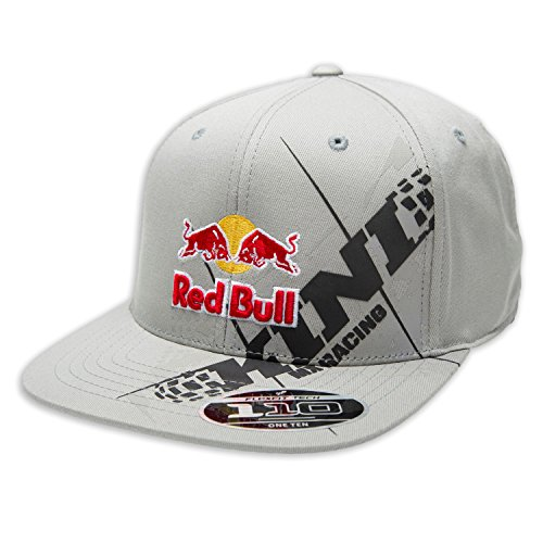 Kini Red Bull Cap Chopped Grau