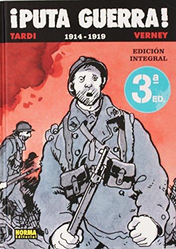 Descargar Libro ¡PUTA GUERRA! (TARDI) de Jacques Tardi
