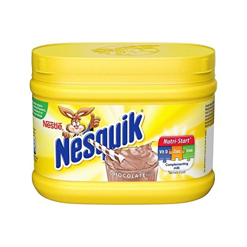 Chocolat Nesquik Saveur 300G - Paquet de 4