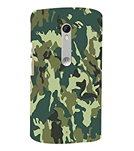 Amazing Painting 3D Hard Polycarbonate Designer Back Case Cover for Motoroal Moto X Play