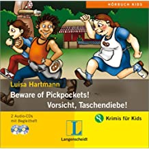 Beware of Pickpockets! - Vorsicht, Taschendiebe! - Hörbuch (2 Audio-CDs m. Begleitheft)