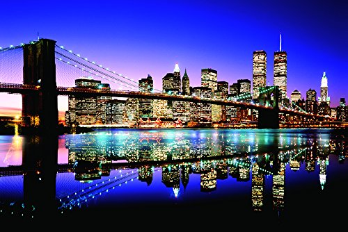 Brooklyn Bridge Skyline - Brooklyn Bridge Skyline