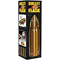Big Bullet Flask - Stainless Ste