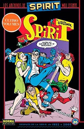 Descargar Libro Los Archivos de The Spirit 26 de Will Eisner