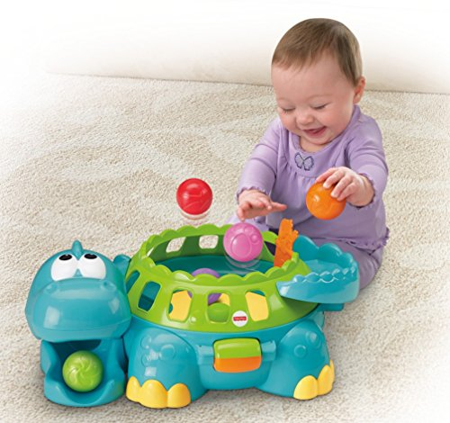 Imagen 24 de Fisher-price Go Baby Go Poppity Pop Musical Dino