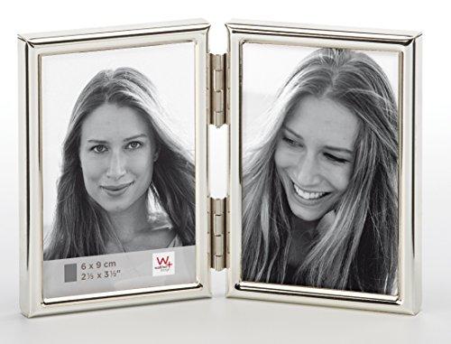 Walther, WD269S galería marco retrato CHLOE, plata