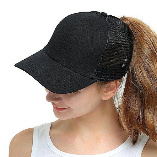 heekpek Gorra de Béisbol Casual Hats Hip-Hop Sombrero Sol al Aire Libre  Tenis Deporte c422e6a4884