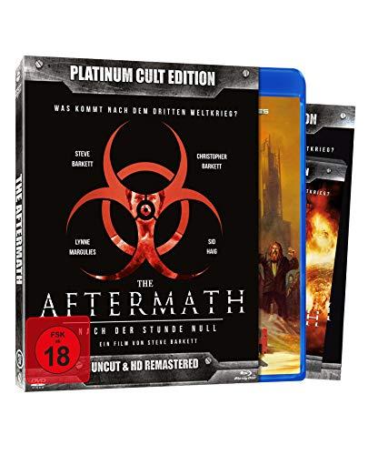 The Aftermath - Uncut (Platinum Cult Edition - BD+DVD+CD + 16-seitiges Booklet & Sammelcoupon) limitierte Auflage 1000 Stück !! [Blu-ray]