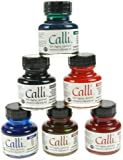 Daler Rowney Calligraphy Set (Total 6 Pieces)