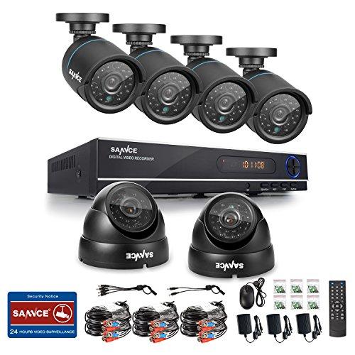 Video-Vigilancia-Vigilancia-8-CH-1080-N-AHD-DVR-Recorder-y-4-x-720p-Bullet-cmaras-y-2-x-720p-Dome-cmaras-de-vigilancia-IP66-impermeable-visin-nocturna-de-hasta-25-metros-para-vigilancia-interior-y-ext