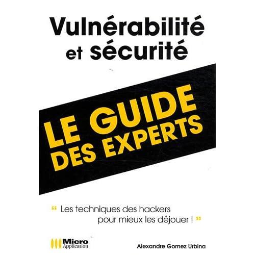 Vulnérabilité et sécurité