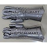 Nauticalmart Medieval Glove Mittens Finger Armour Medieval Sword Fight Battle Ready