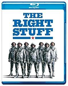The Right Stuff [Blu-ray] [1983] [Region Free]
