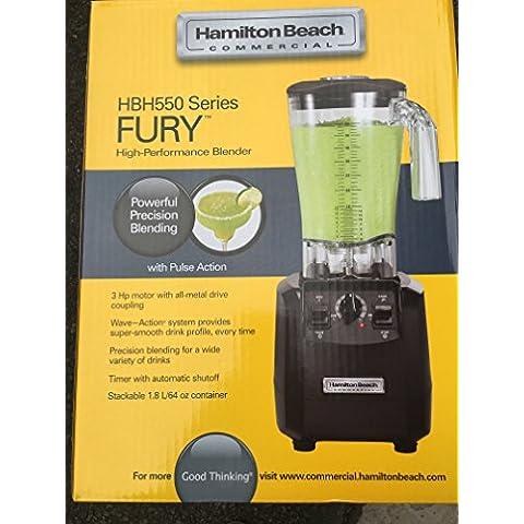 Licuadora profesional Hamilton Beach Fury hbh550