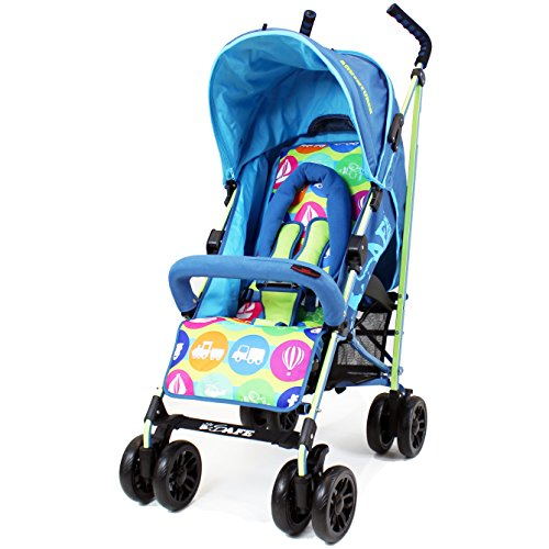 iSafe buggy Stroller Pushchair – Adventurer (Complete With Bumper Bar & Rain cover) 51e7wAYrwRL